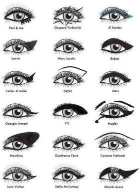 eyeliner ojos