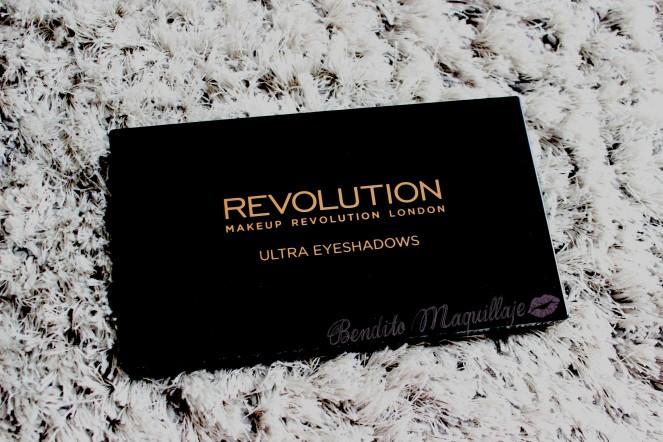 Paleta Makeup Revolution Flawless