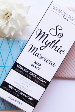 So Mistic Mascara packaging_Vitry