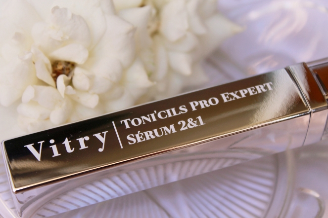 Toni´cils pro serum packaging_Vitry